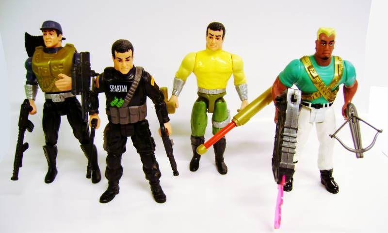 demolition-man---mattel---set-of-4-action-figures-p-image-271072-grande