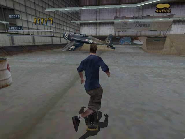 Tony Hawk Pro Skater 2