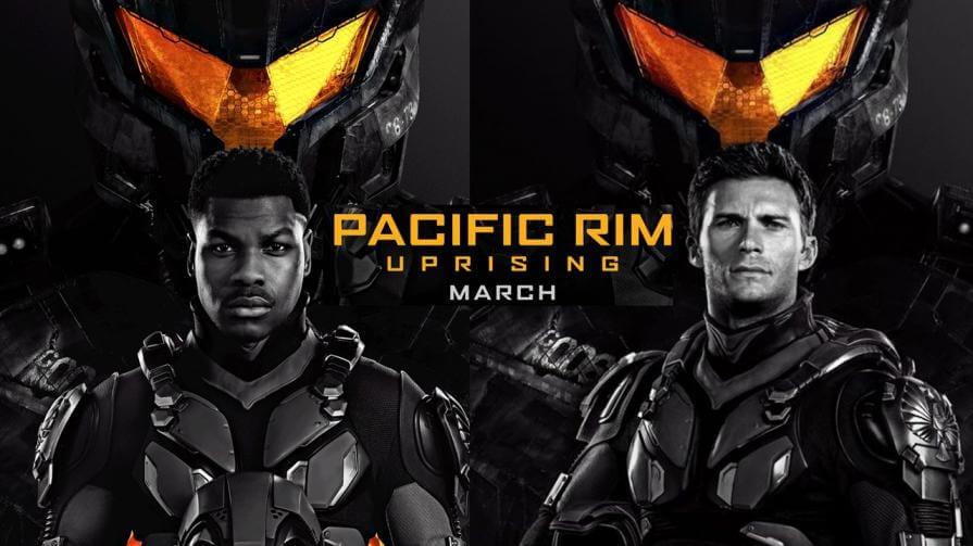 Review Pacific Rim Uprising 2018 Geeks Gamers