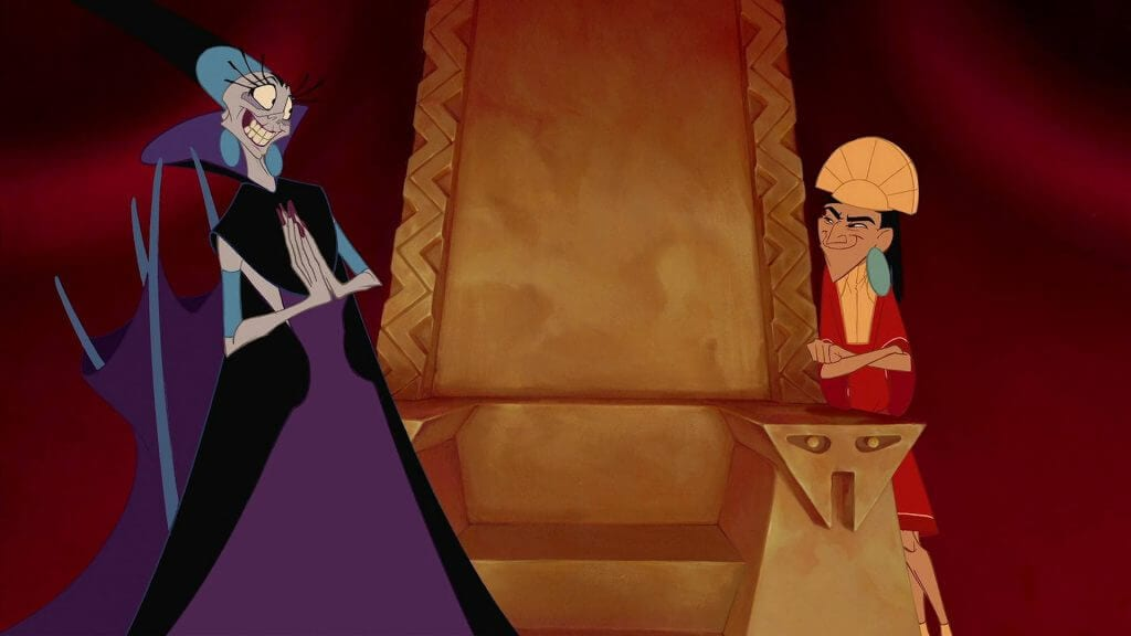 Kuzo and Yzma, The Emperor's New Groove
