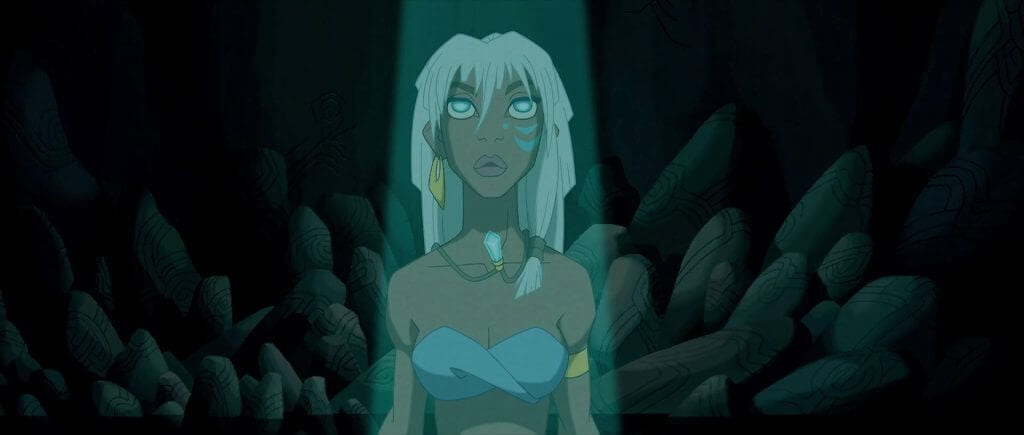 Kida, Atlantis: The Lost Empire