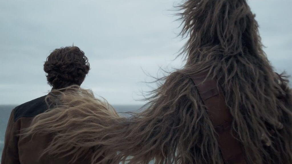 Alden Ehrenreich, Han Solo, Chewbacca, Solo: A Star Wars Story