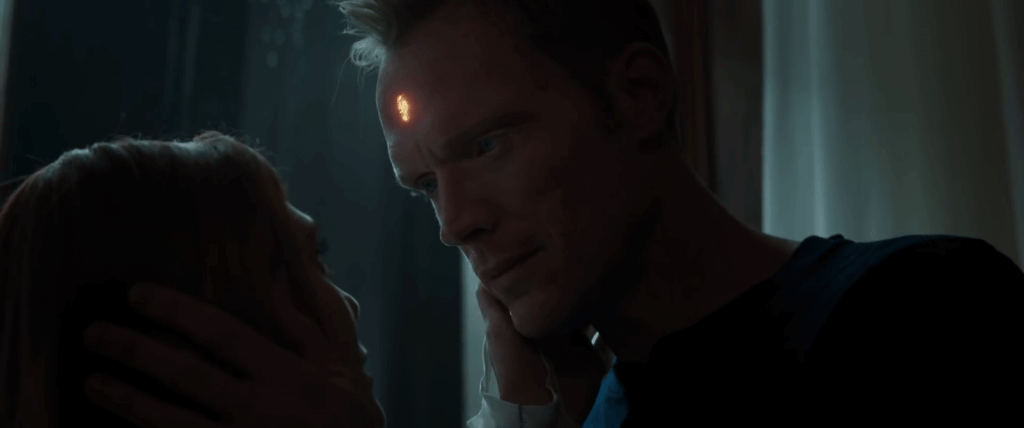 Vision and Wanda, Avengers: Infinity War, comic book callbacks