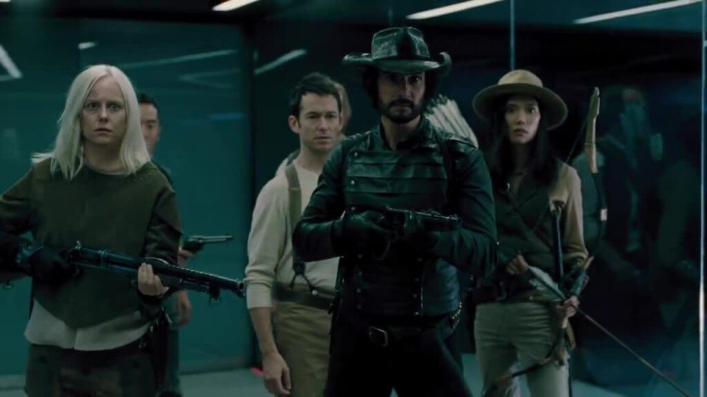 Lee, Hector, Armistice, Westworld, The Passenger
