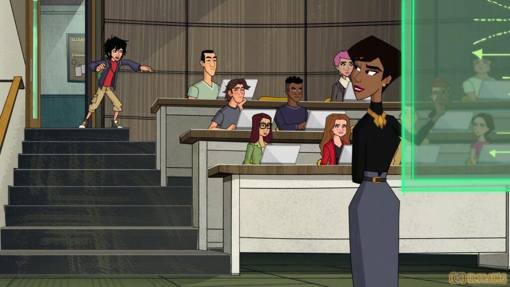 Hiro, Big Hero 6: The Series, Baymax Returns
