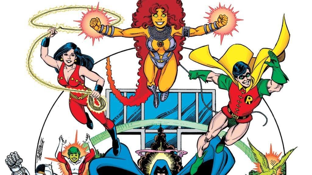 Teen Titans, Pre-Crisis
