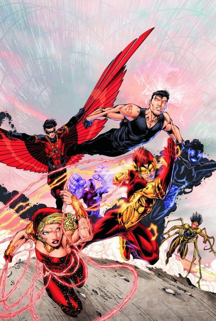 Teen Titans, New 52