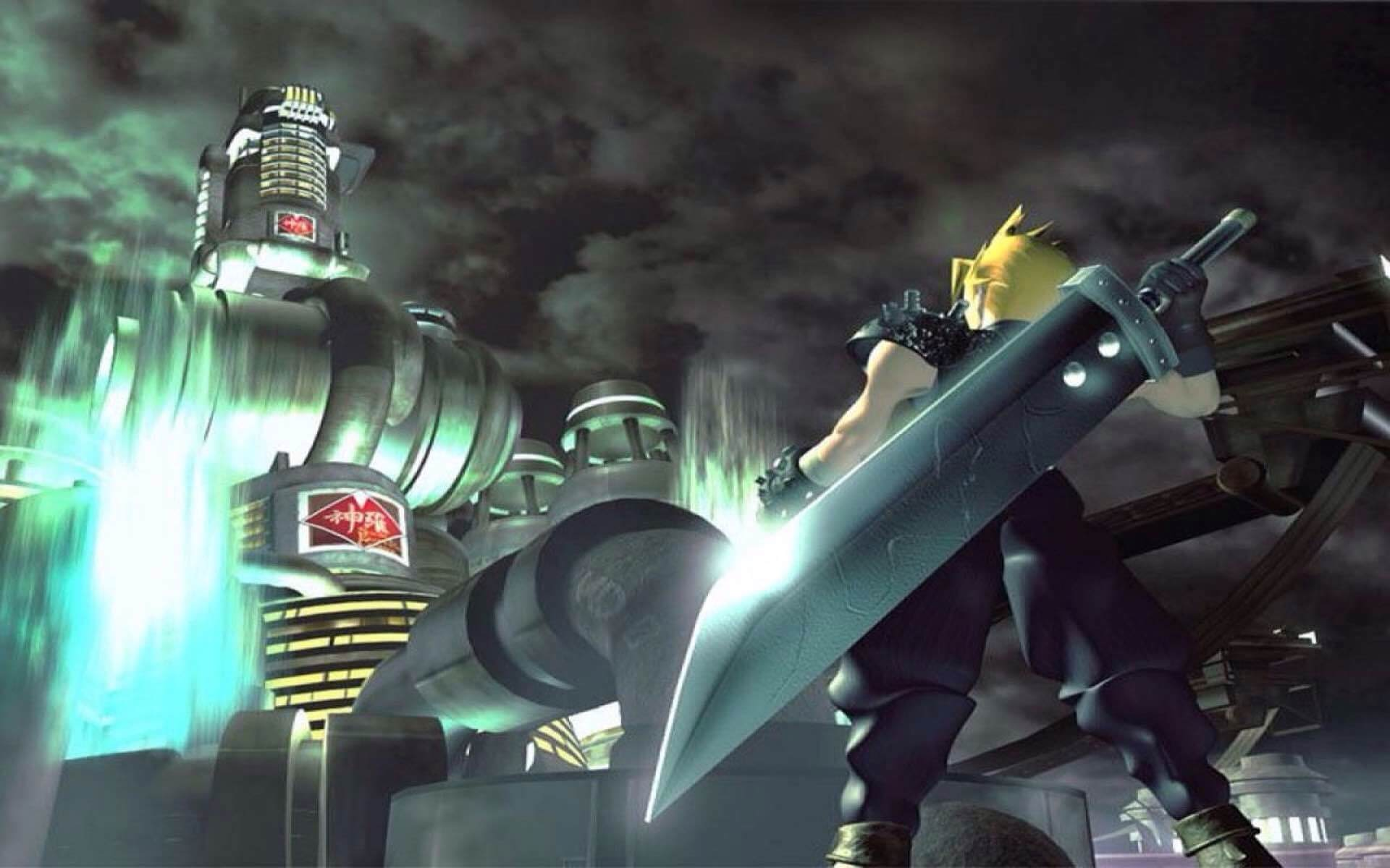 Final Fantasy VII, Final Fantasy, Video Game Music