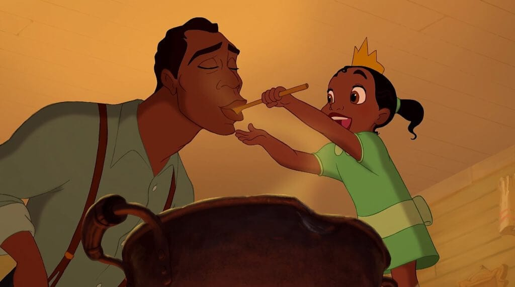 Tiana, James, The Princess and the Frog