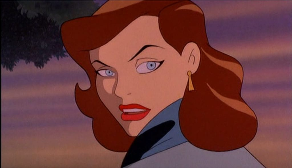 Batman: Mask of the Phantasm, Andrea Beumont, Dana Delany