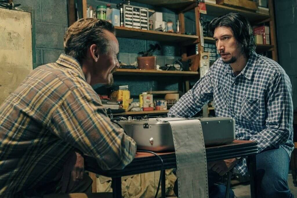 BlacKkKlansman, Spike Lee, Adam Driver