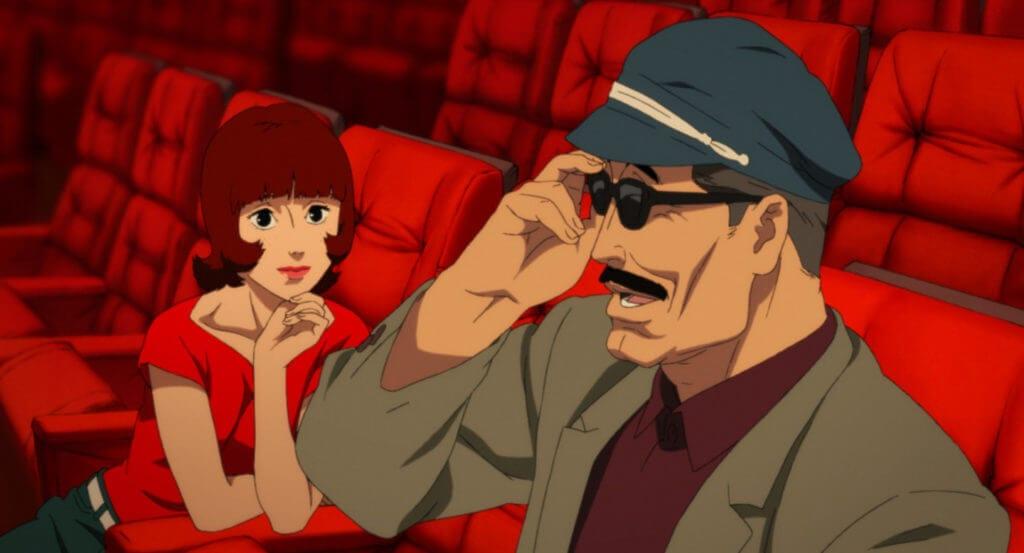 Paprika, detective
