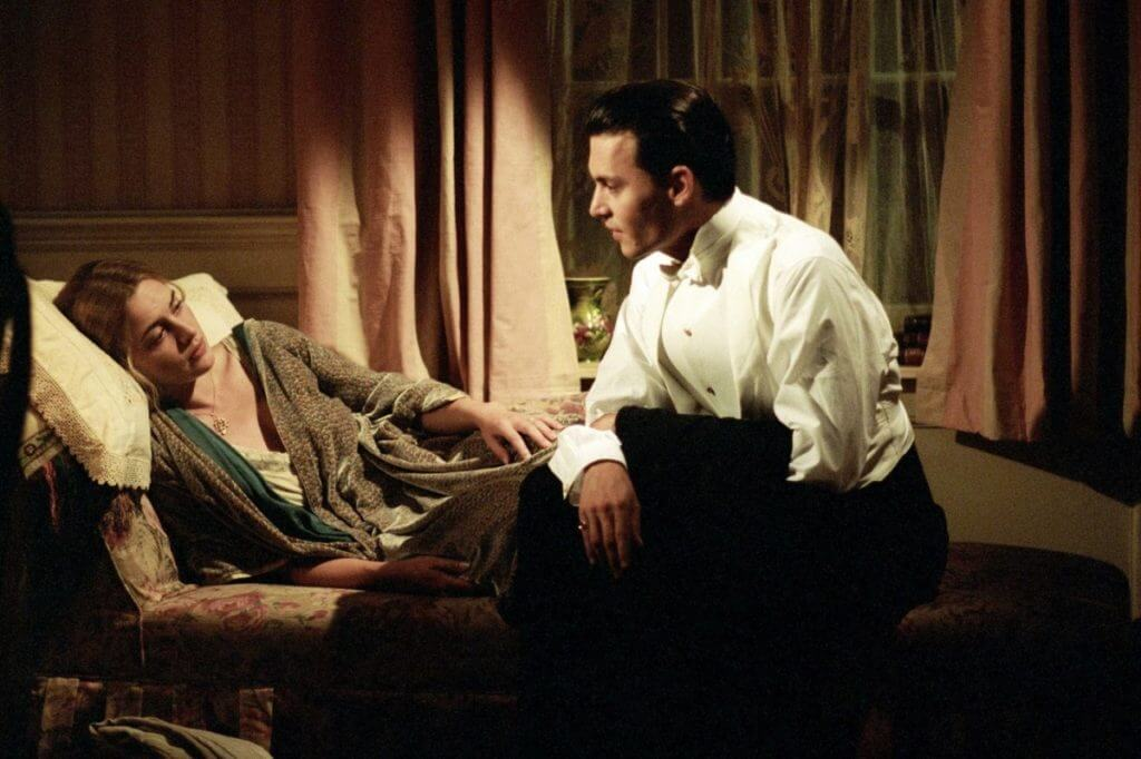 Finding Neverland, Johnny Depp, Kate Winslet