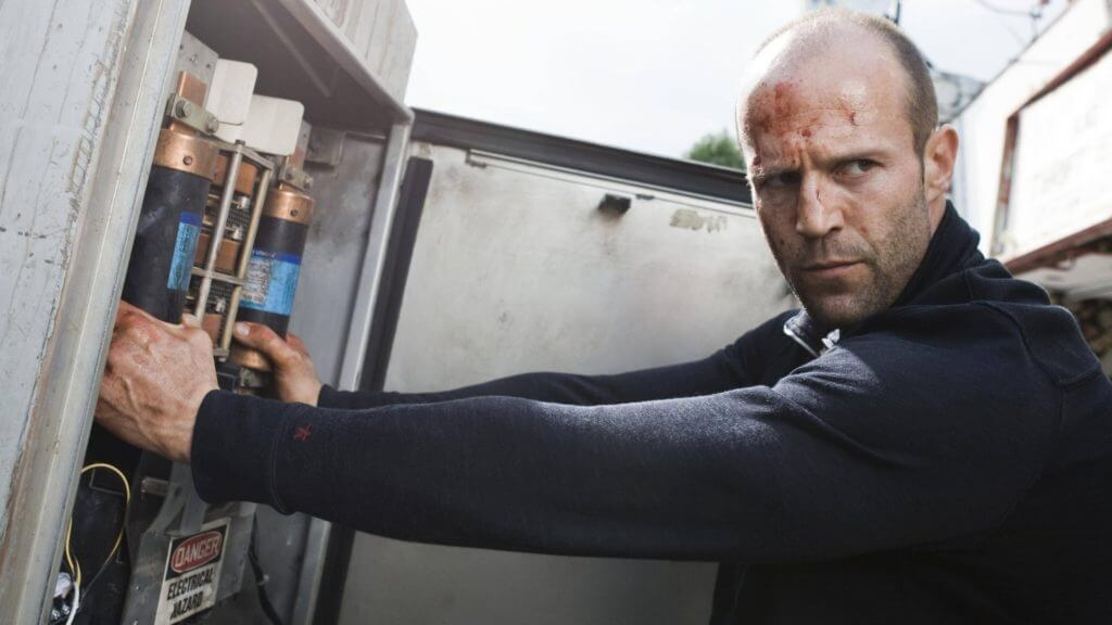 Jason Statham, Crank, Chev Chelios, man