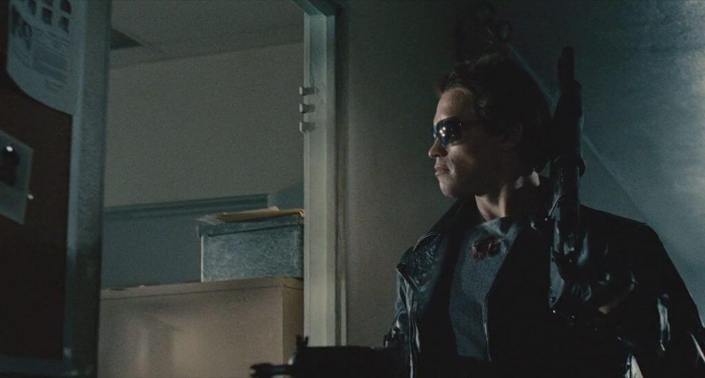 The Terminator, Arnold Schwarzenegger