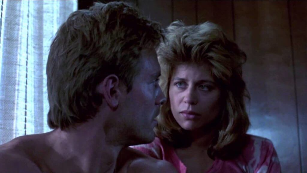 The Terminator, Sarah Connor, Linda Hamilton, Kyle Reese, Michael Biehn