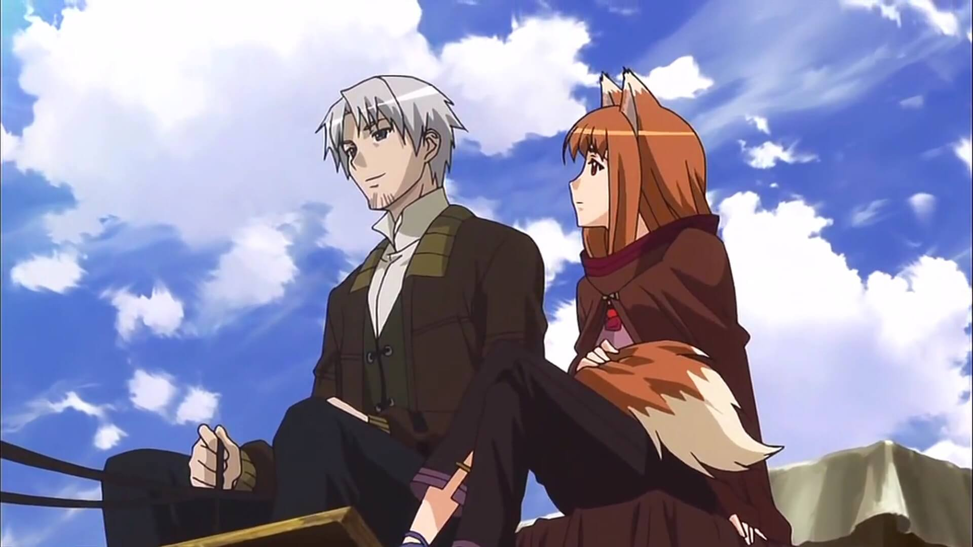 REVIEW: Spice and Wolf (2008) - Geeks + Gamers
