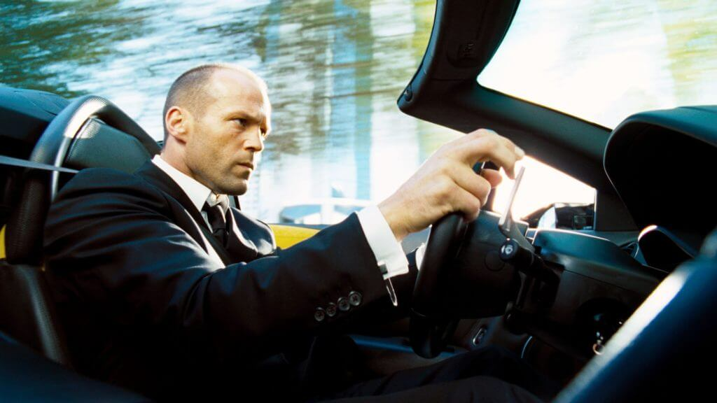 Jason Statham, The Transporter, Frank Martin, man