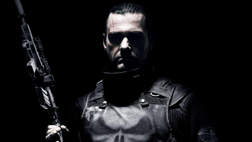 comic book movies, Punisher: War Zone