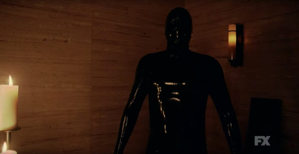 American Horror Story: Apocalypse, The Morning After, Rubber Man
