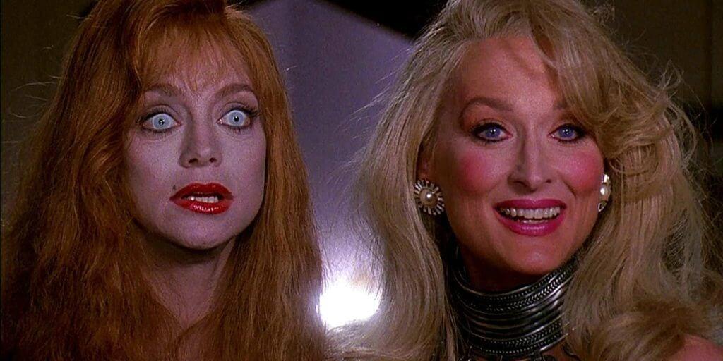 Death Becomes Her, Meryl Streep, Goldie Hawn