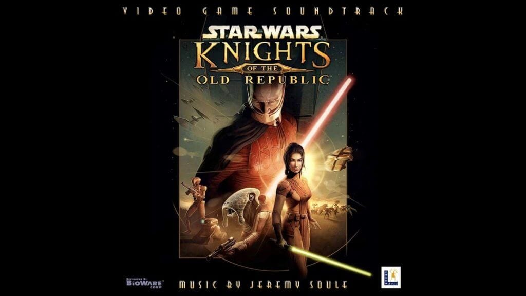 video game soundtracks, Knights of the Old Republic