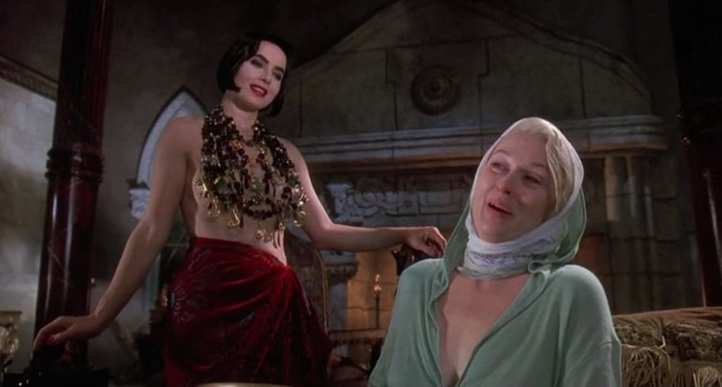 Death Becomes Her, Isabella Rossellini, Meryl Streep