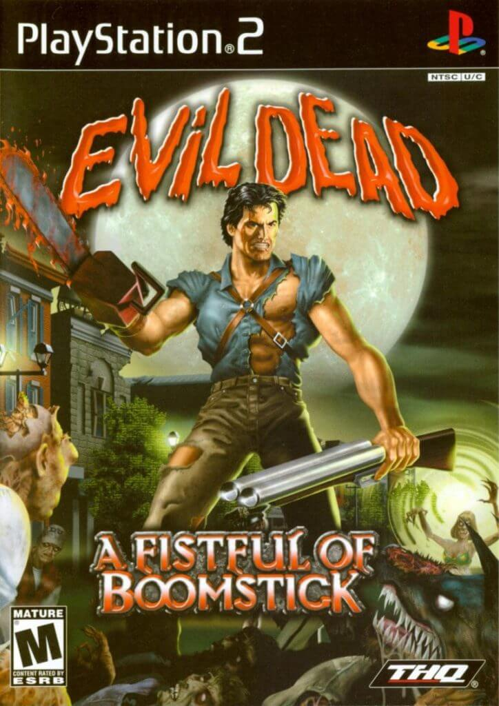 Evil Dead: Fistful of Boomstick, horror video games