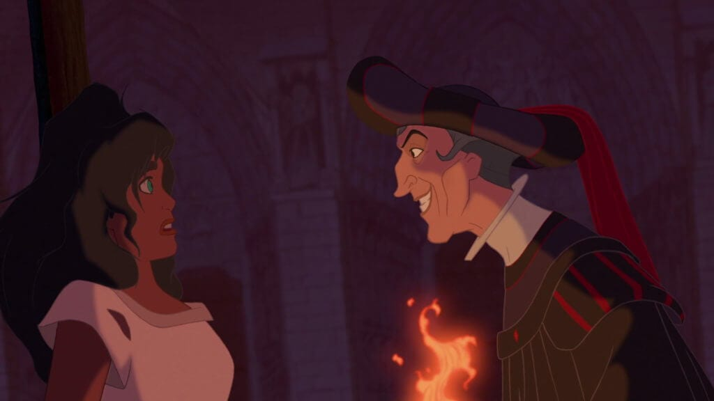 Frollo, Disney villains