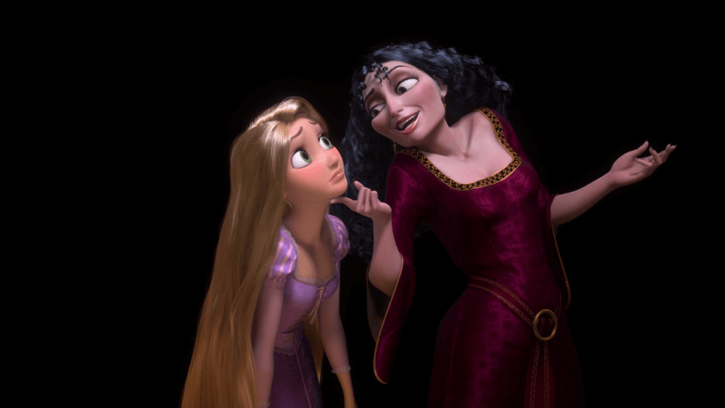 Gothel, Disney villains