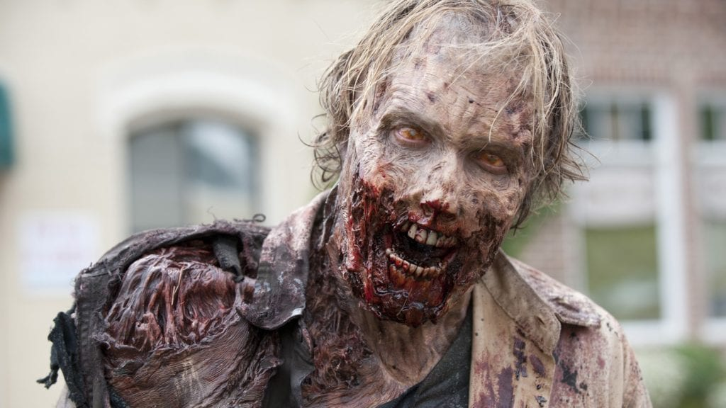 The Walking Dead, horror TV shows