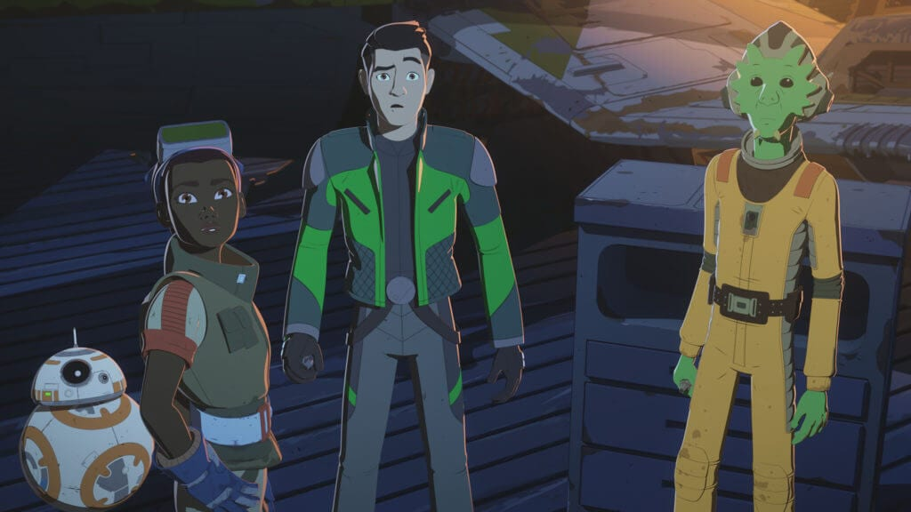 Star Wars Resistance, The High Tower
