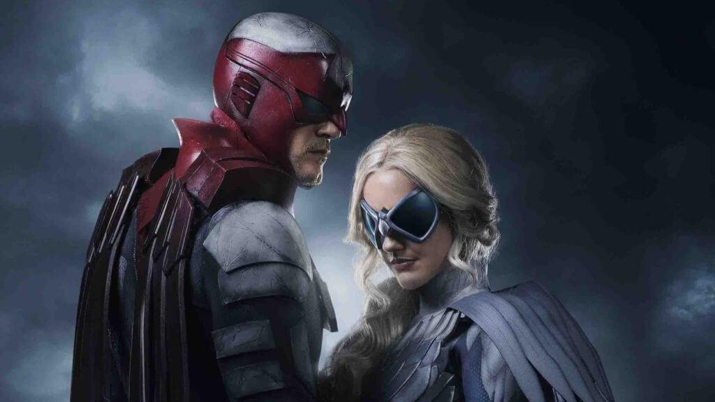 Titans, Hawk and Dove