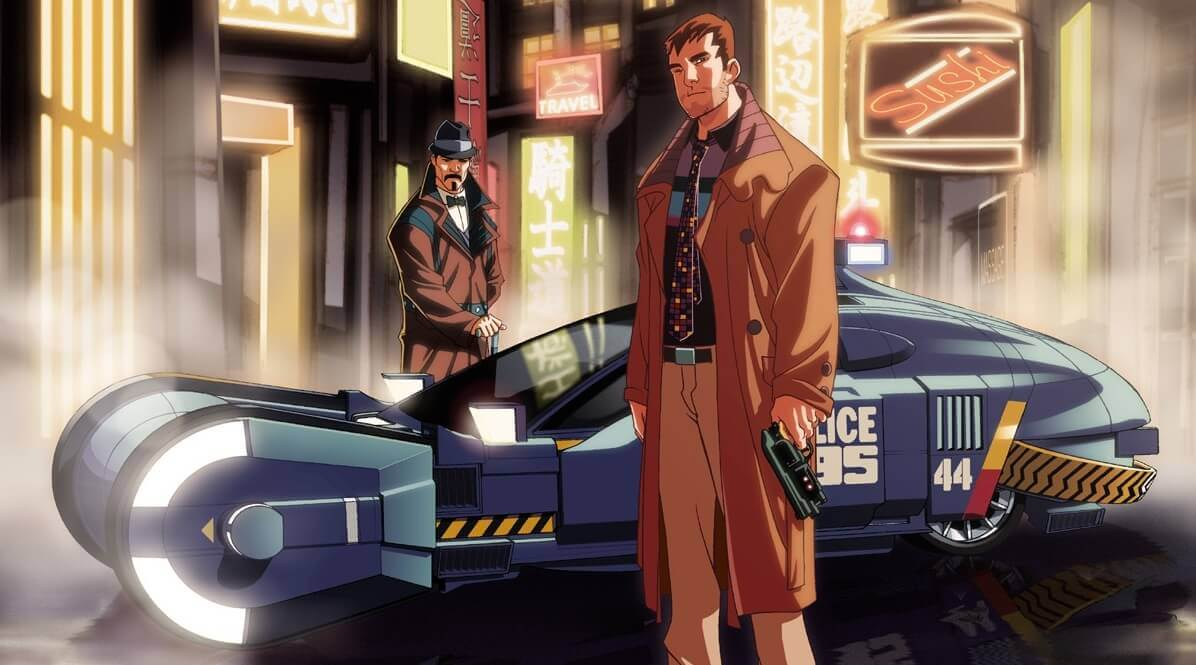 Blade Runner: Black Lotus Anime Coming to Adult Swim, with a New Comics  Line from Titan Books - Geeks + Gamers