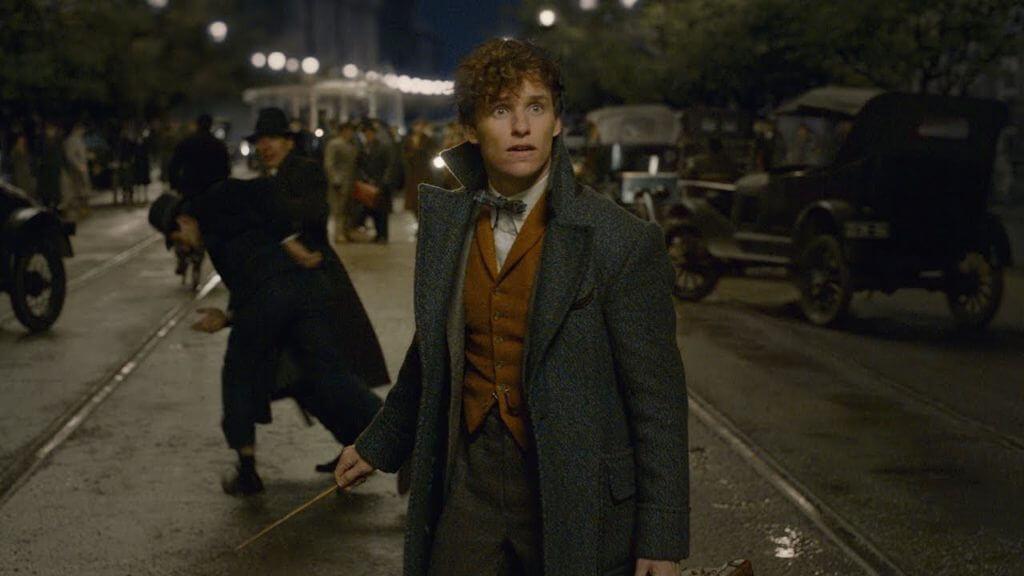 Fantastic Beasts, J.K. Rowling