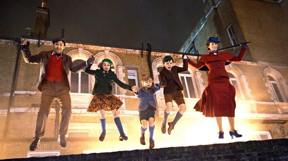 Mary Poppins Returns, tropes