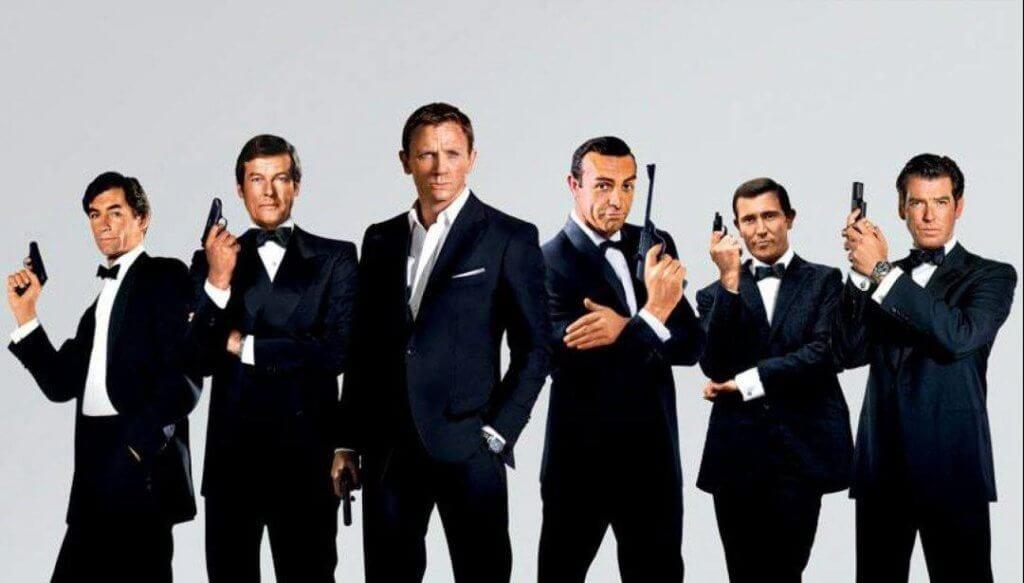 SPECTRE, James Bond, tropes