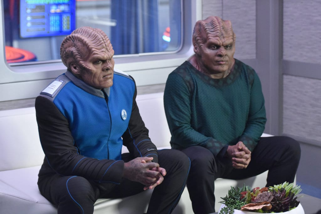 The Orville, Primal Urges