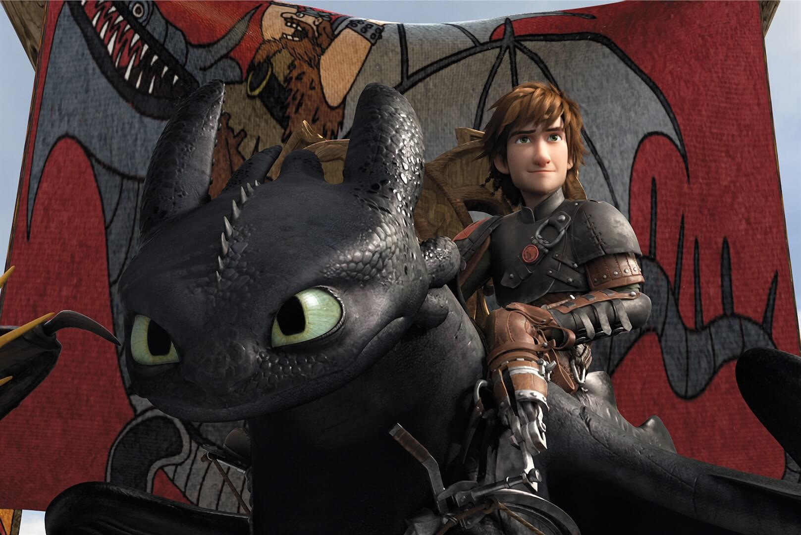 Review How To Train Your Dragon 2 2014 Geeks Gamers