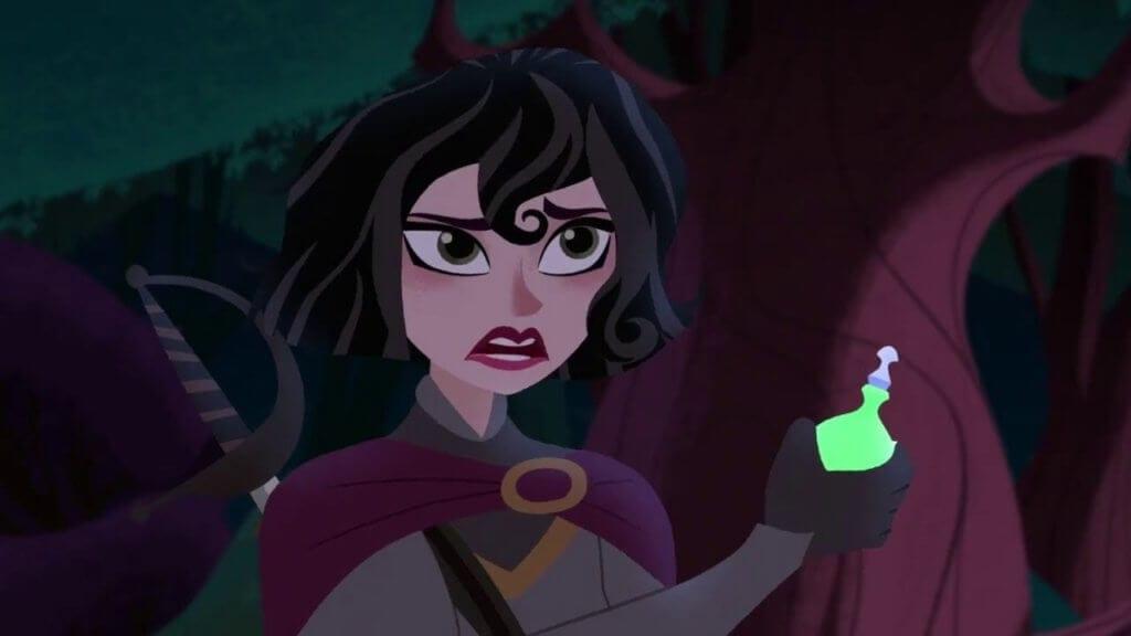 Rapunzel's Tangled Adventure, Rapunzel, Cass