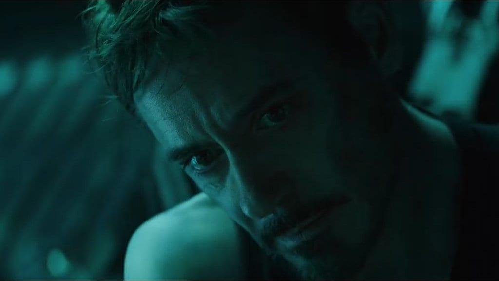 Avengers: Endgame, Tony Stark