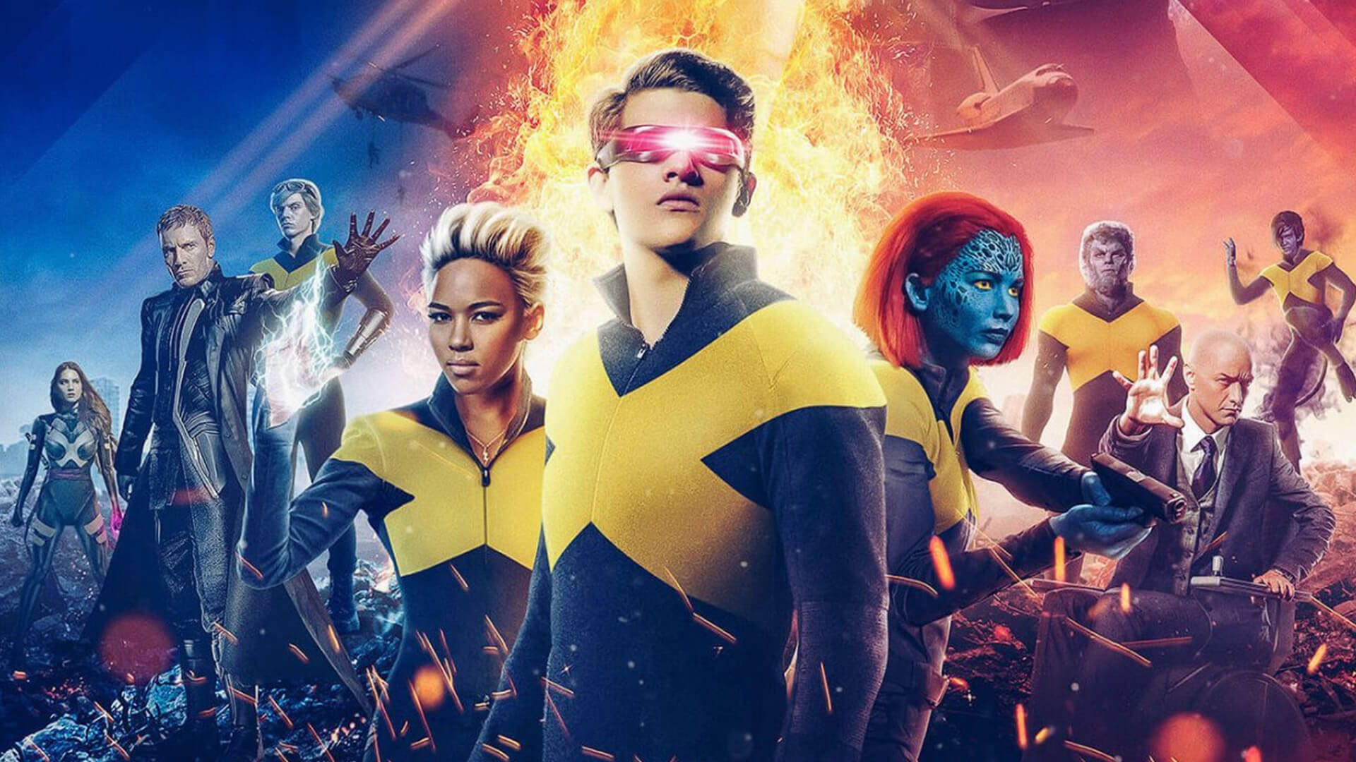 Review Dark Phoenix 2019 Geeks Gamers