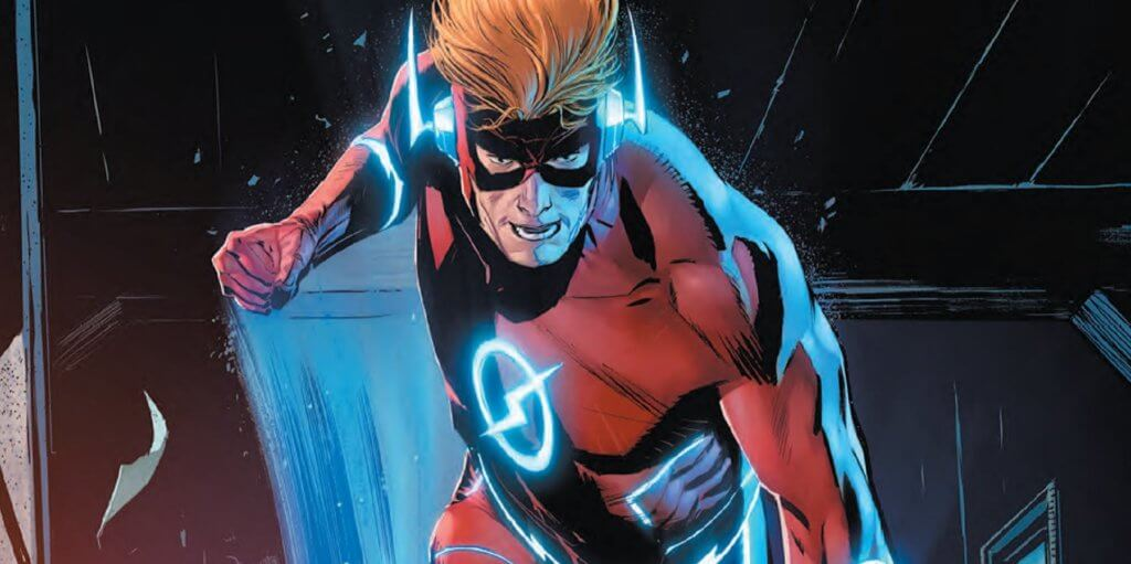 Wally West miniseries