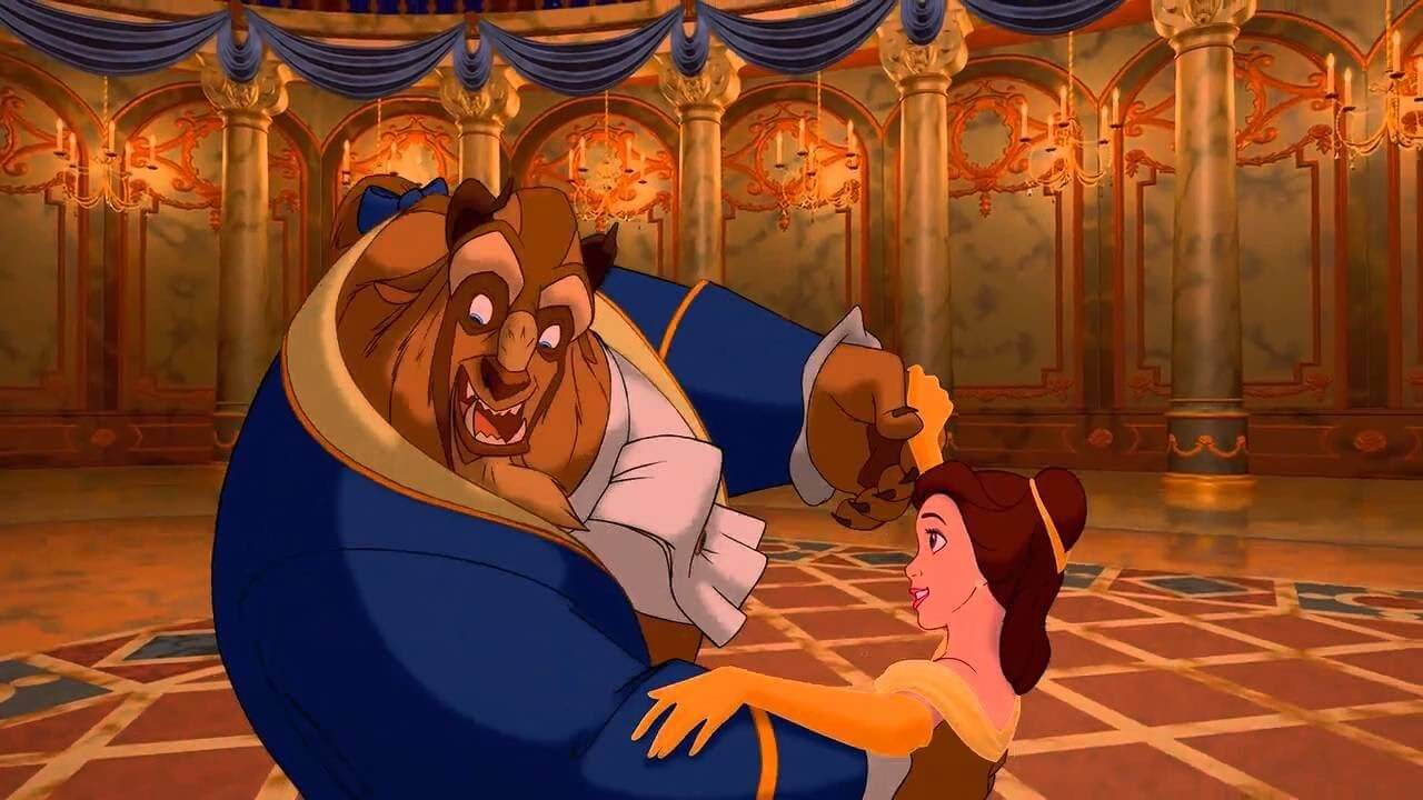 A Decade Of Disney Beauty And The Beast 1991 Geeks Gamers