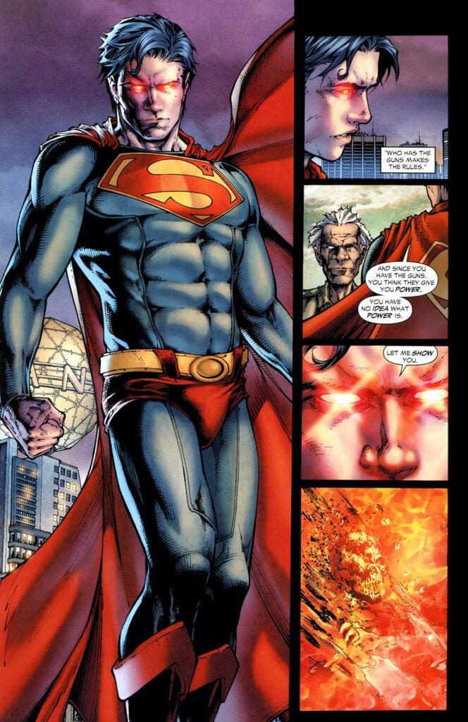 Superman: Earth One – Volume 2