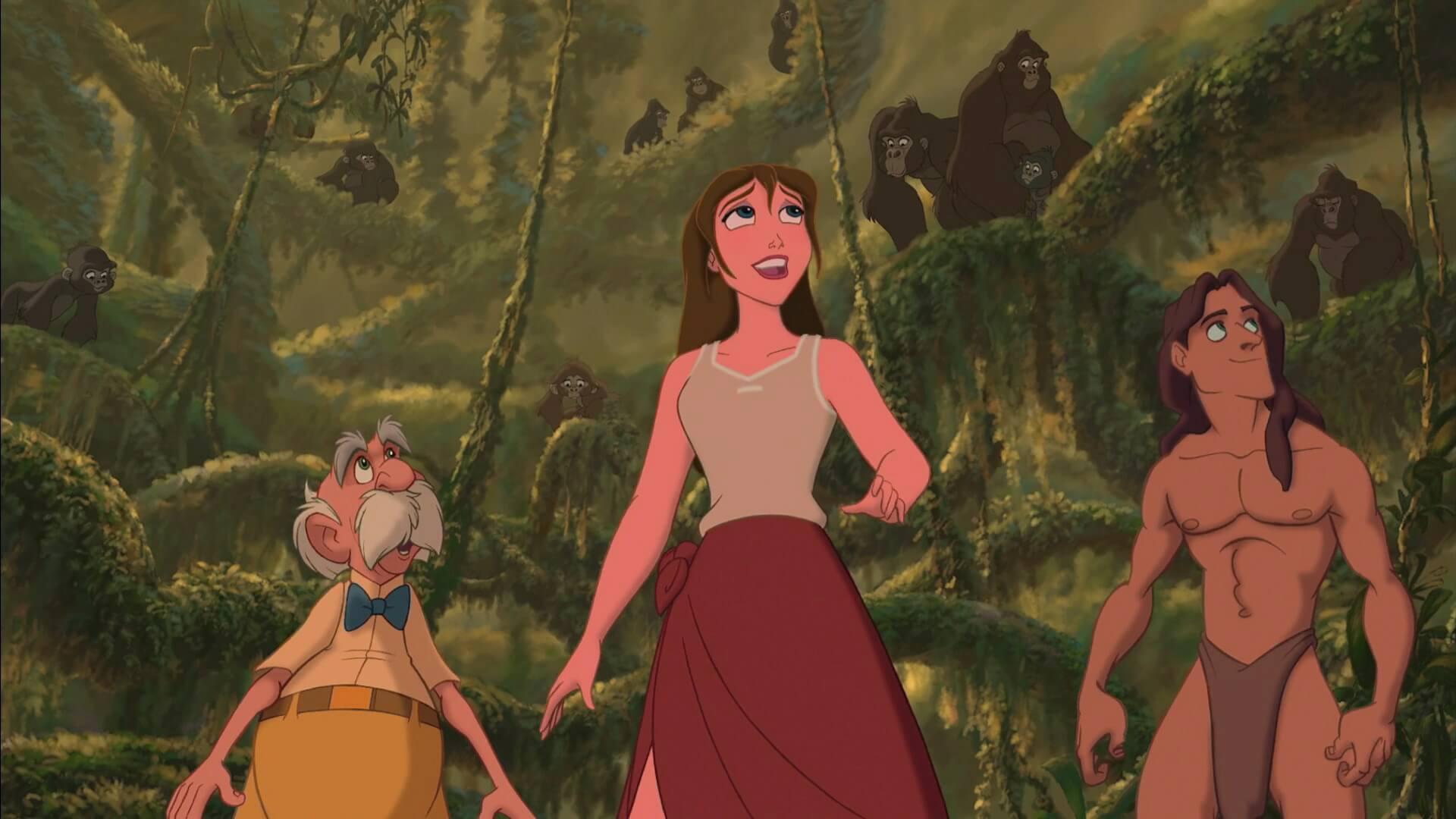 A Decade Of Disney Tarzan 1999 Geeks Gamers