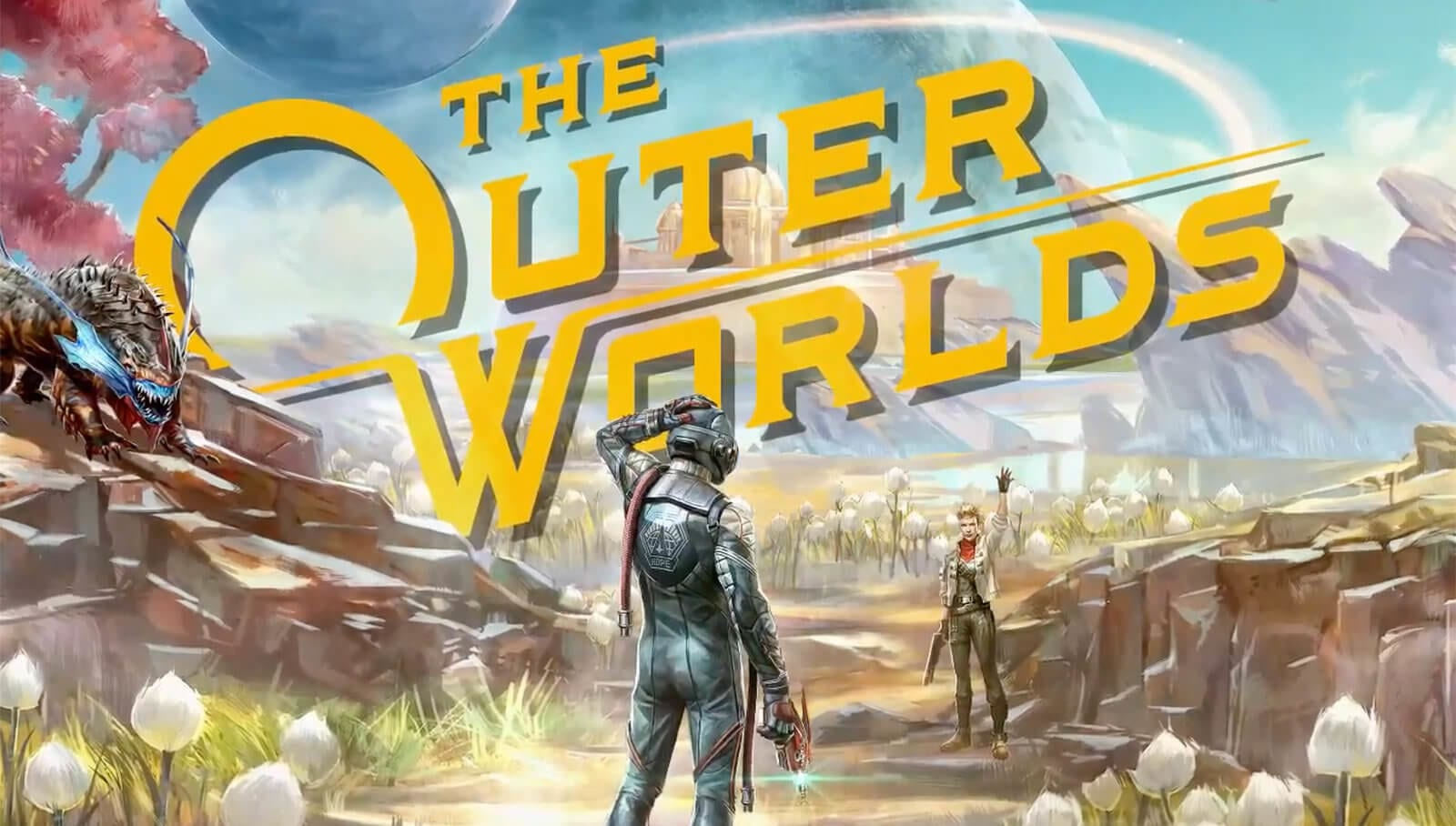 Outer Worlds launch trailer