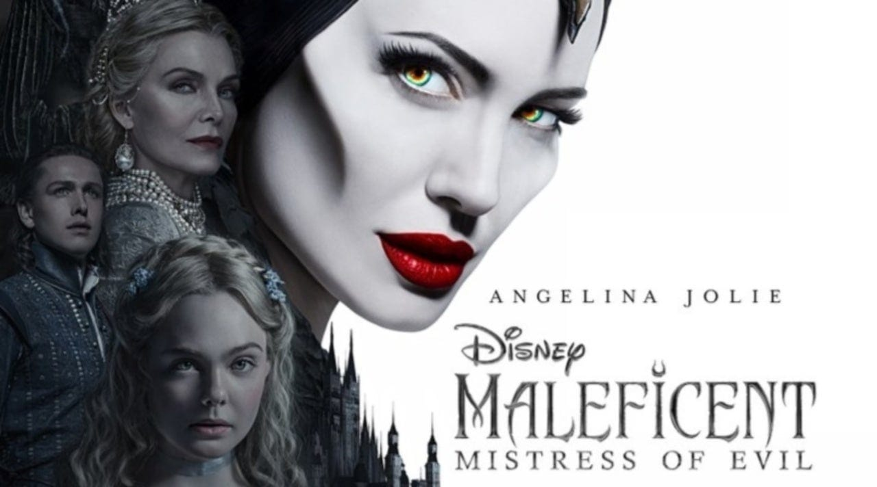 Review Maleficent Mistress Of Evil 2019 Geeks Gamers