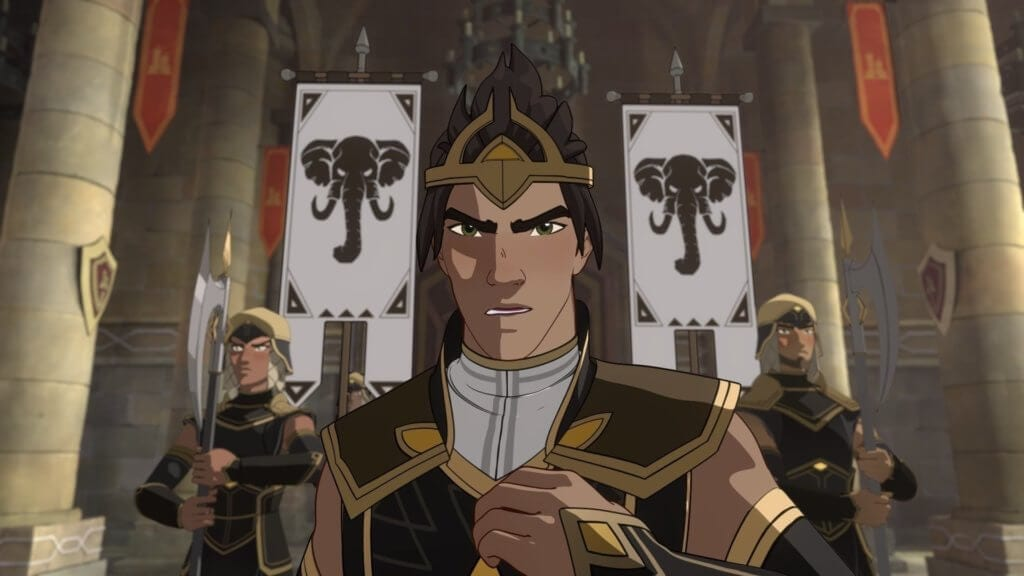 The Dragon Prince Book Three: Sun
