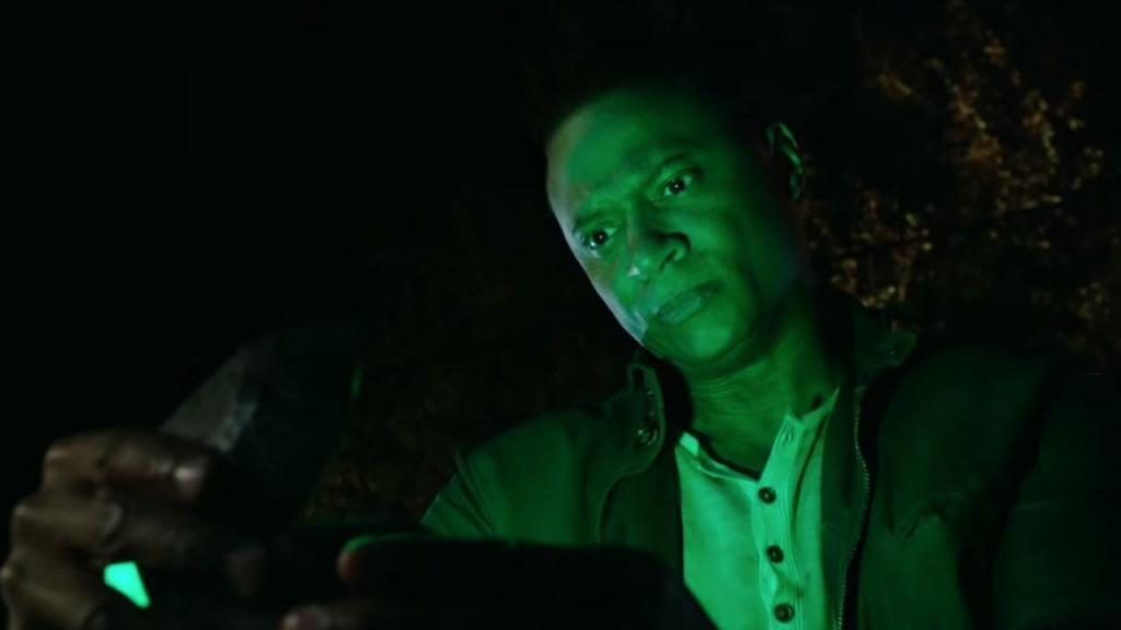 Arrow, Fadeout, series finale, Green Lantern